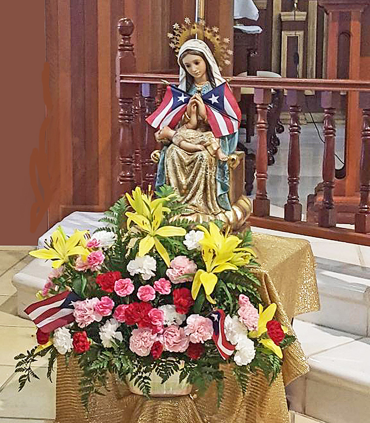 Our Lady of Providencia